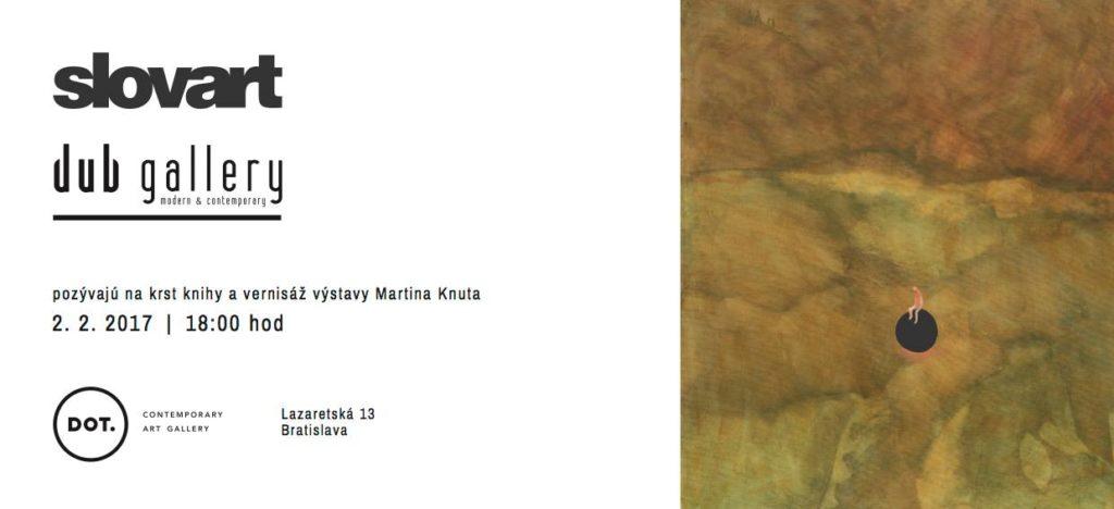 Krst knihy - Martin Knut