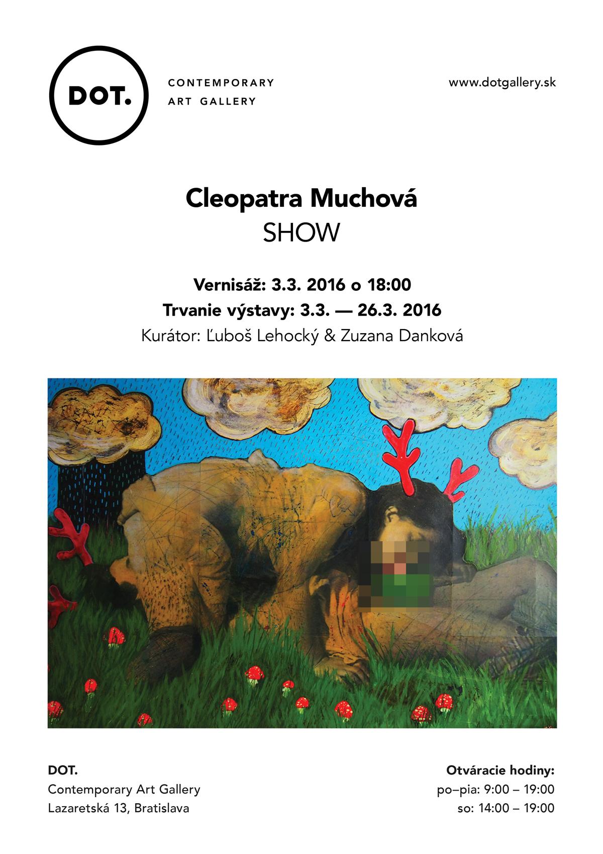 DOT-Gallery-plagatA2-Cleopatra