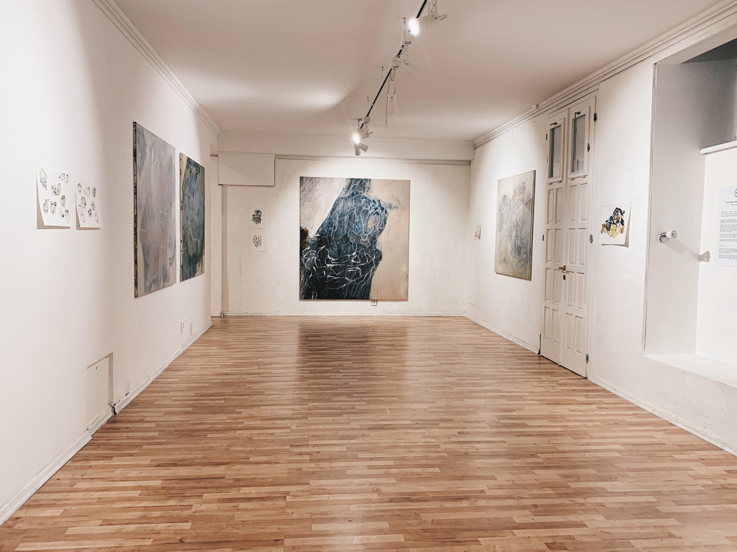 Znovunájdená krajina, DOT. Gallery, Bratislava, 2021